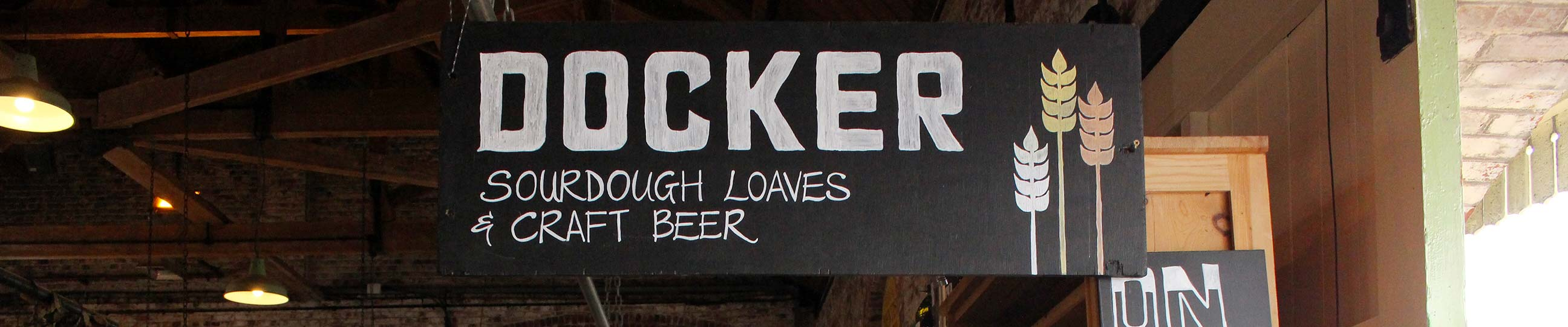 Docker Sourdough Bread and Craft Beers