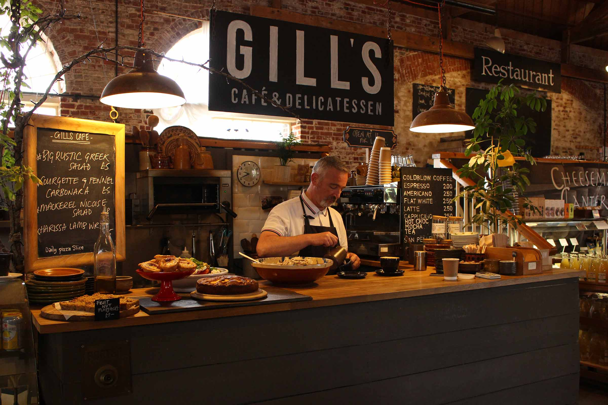 Gills cafe and delicatessen