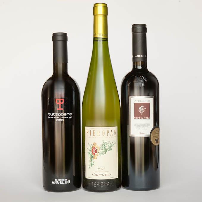 British and European Wine Specialist