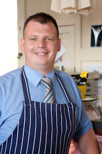Introducing Carl our Head Butcher