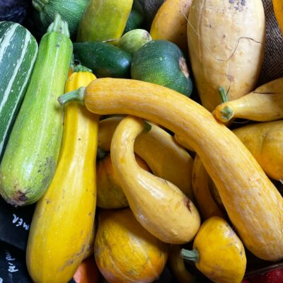 Courgette Mixed