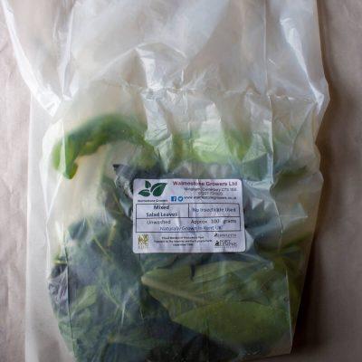Organic Mixed Salad