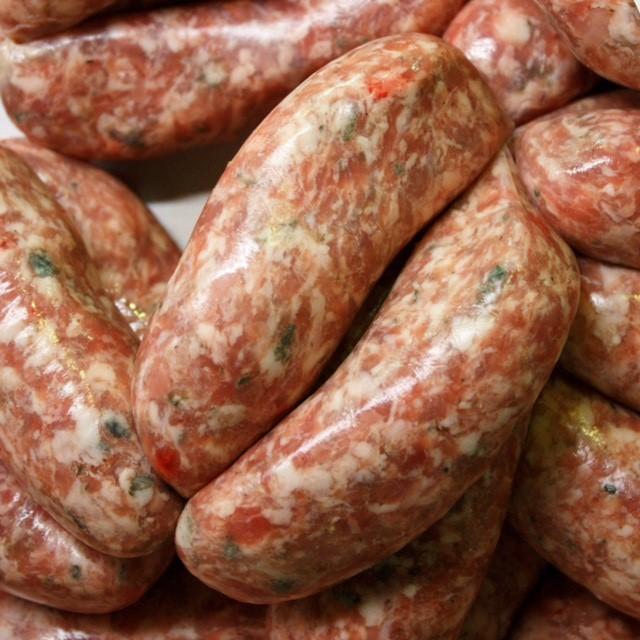 Pork Salt Pepper Sausages