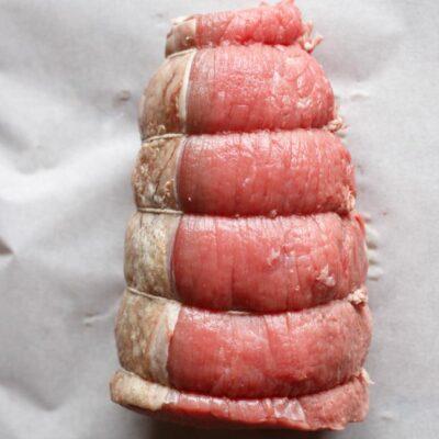 Salmon Cut Beef