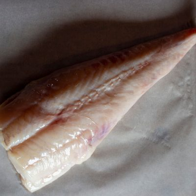 Skinned Monkfish