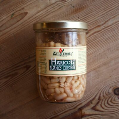 Cooked Haricot Beans
