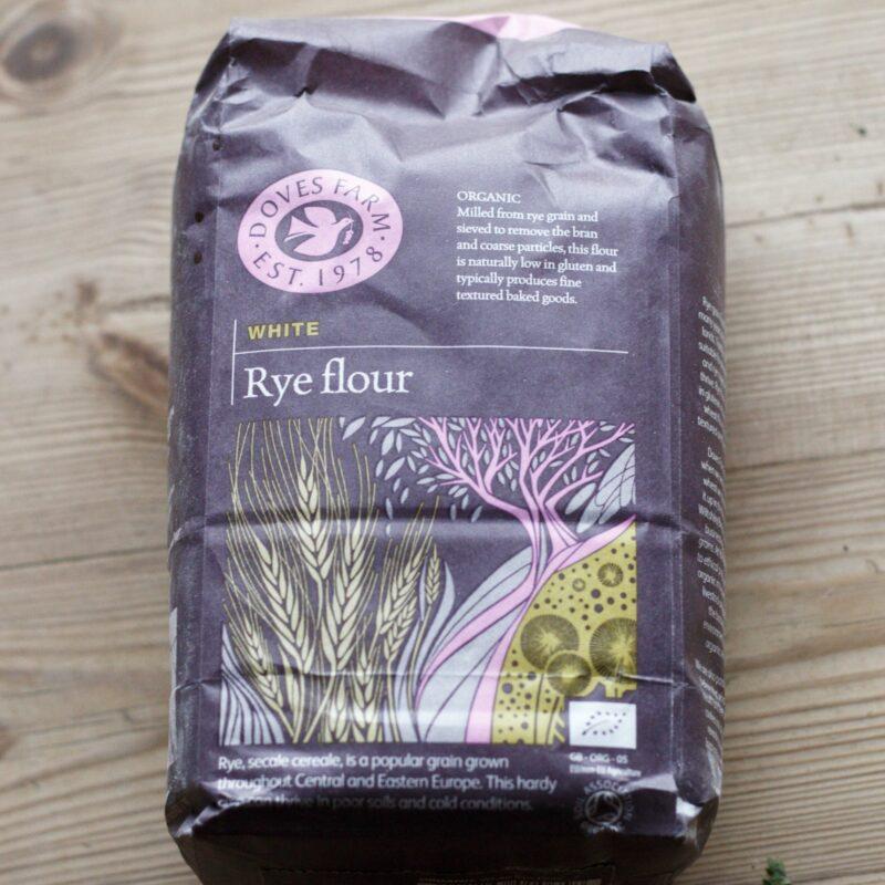 white rye flour
