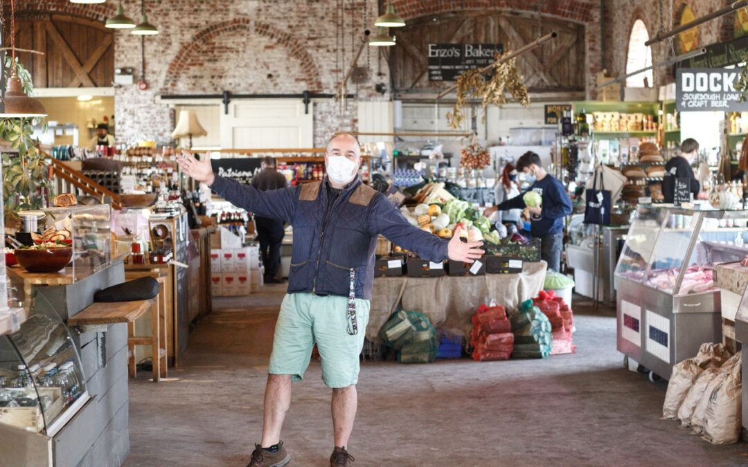 What's Happening at the Goods Shed, Late November
