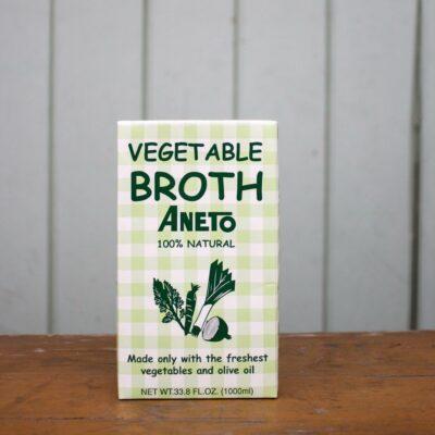 Aneto Vegetable Stock