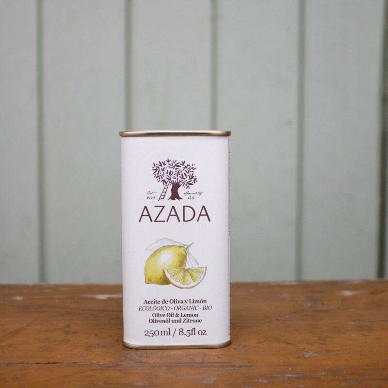Azada Lemon Oil Small Cannister