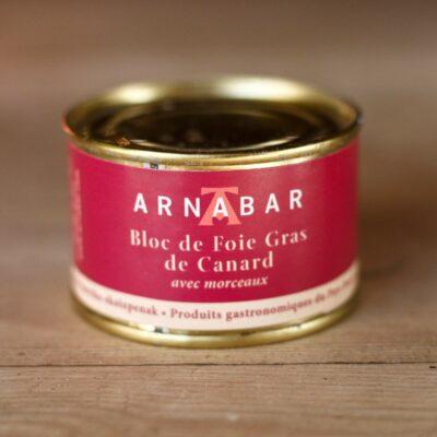 Bloc De Foie Gras De Canard 65g