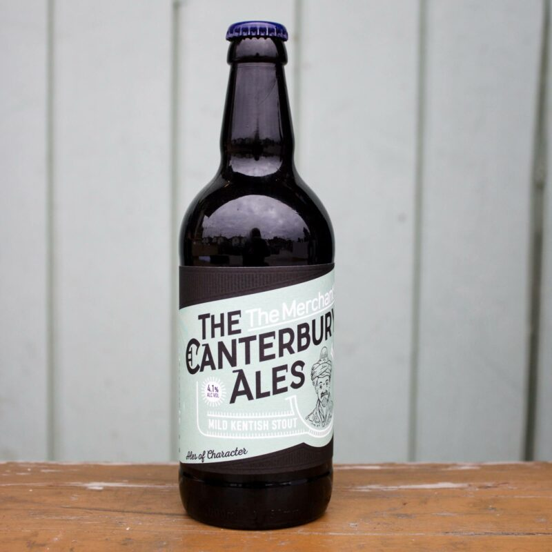 Canterbury Ales Merchants Kentish Stout