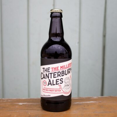 Canterbury Ales Millers Bitter