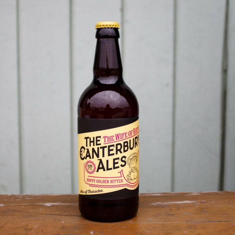 Canterbury Ales Wife Of Bath Golden Ale