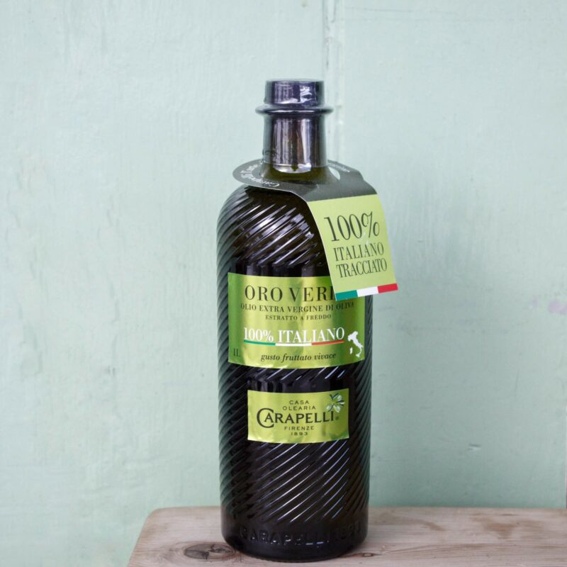 Carapelli Oro Verde Extra Virgin Olive Oil