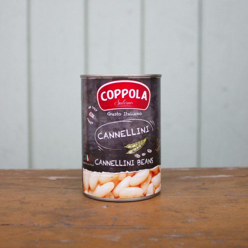 Coppola Cannellini Beans Tin