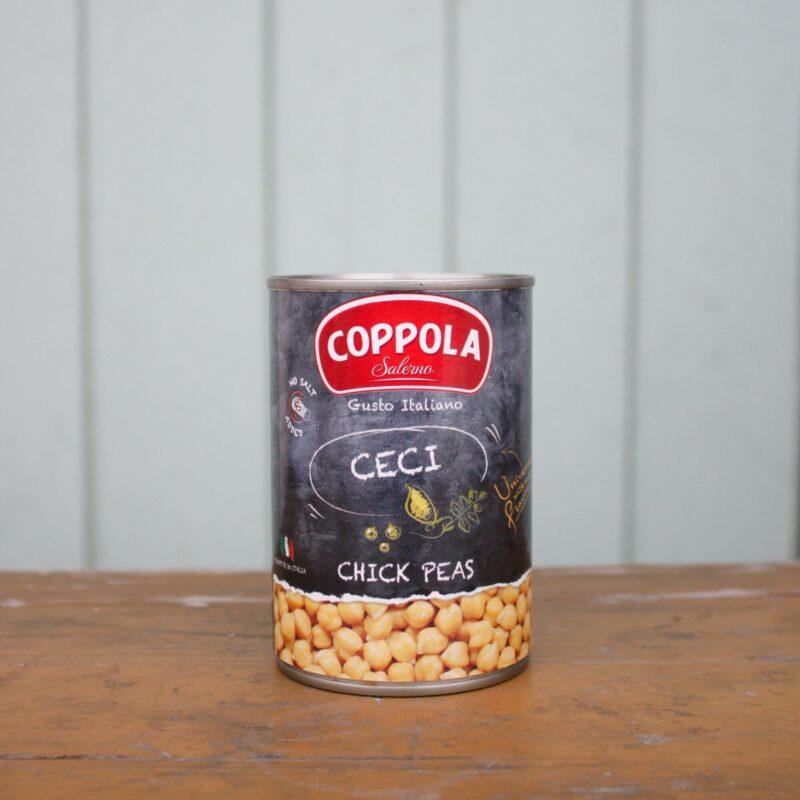 Coppola Chickpeas Tin
