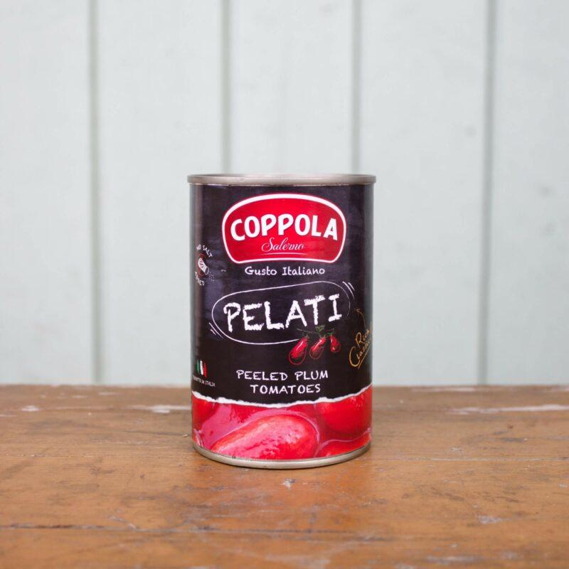 Coppola Peeled Plum Tomatoes Tin