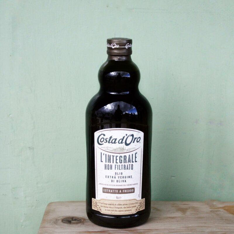 Costa Doro Lintegrale Non Filtrato Extra Virgin Olive Oil