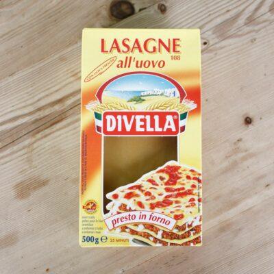 Divella Lasagna Alluovo