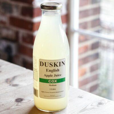 Duskin Apple Juice Cox