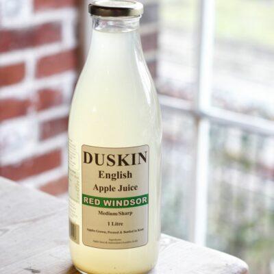 Duskin Apple Juice Red Windsor