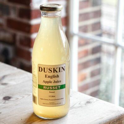 Duskin Apple Juice Russett