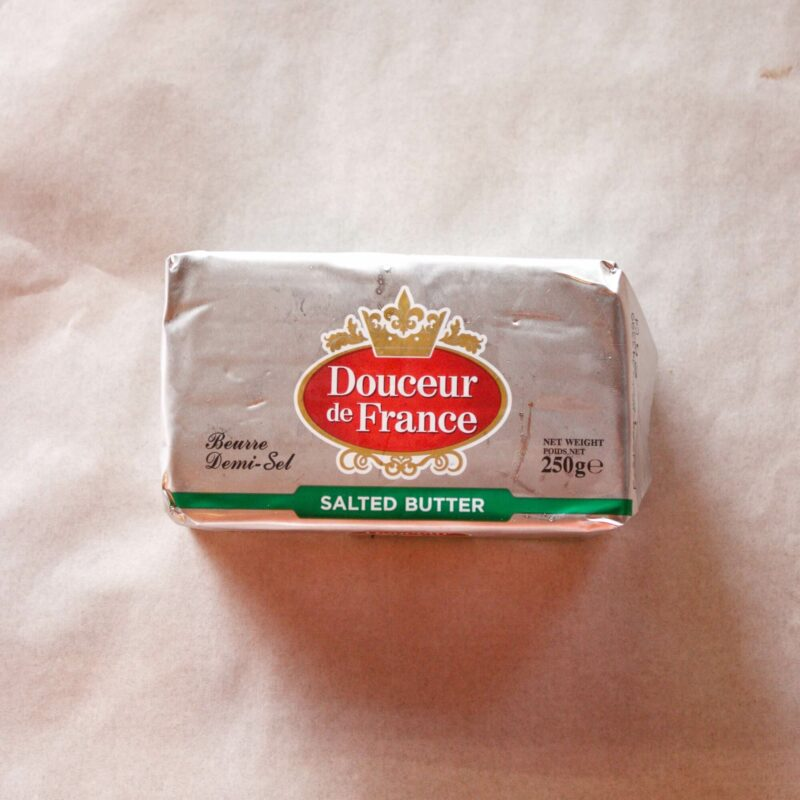 French Salted Butter