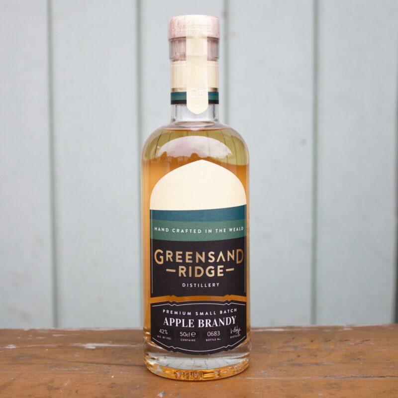 Greensand Ridge Apple Brandy