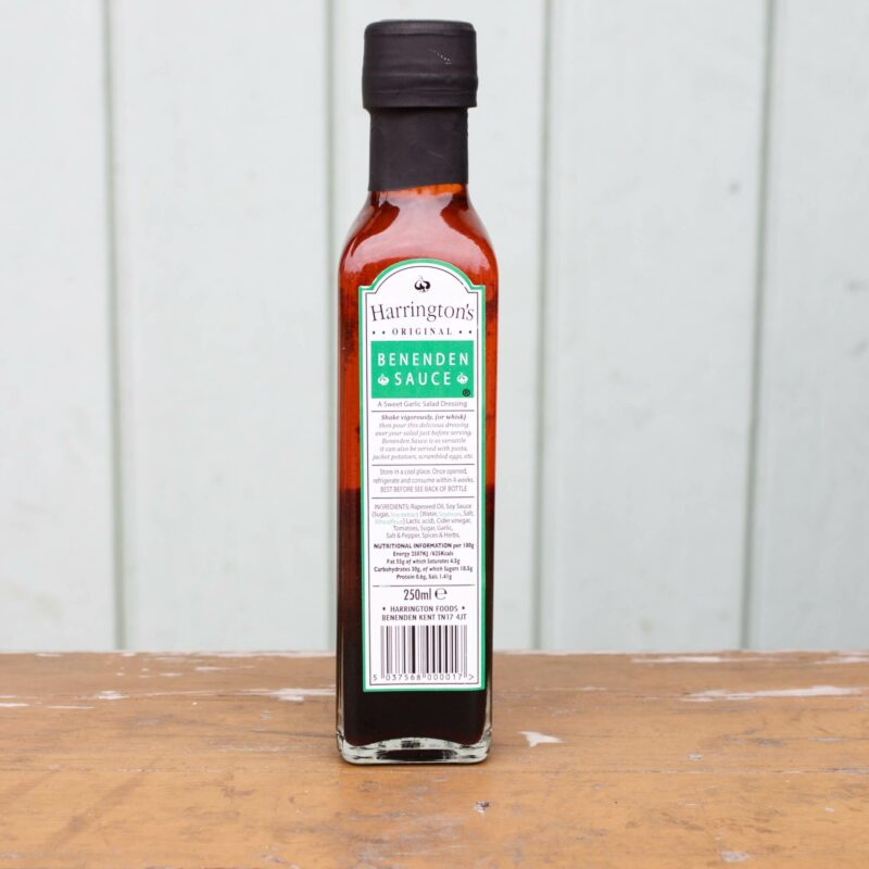 Harringtons Benenden Sauce