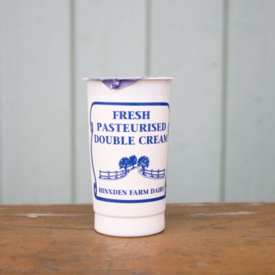Hinxden Farm Double Cream