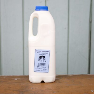 Hinxden Farm Whole Milk
