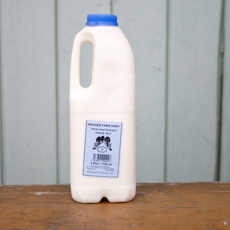 Hinxden Farm Whole Milk