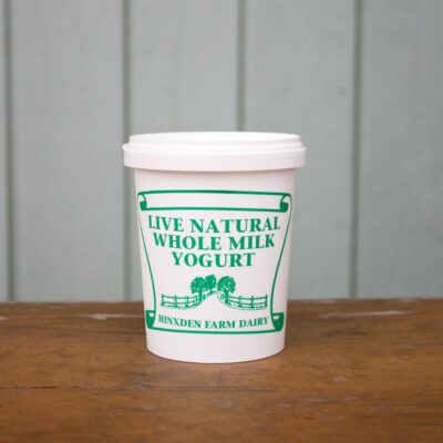 Hinxden Farm Whole Yogurt