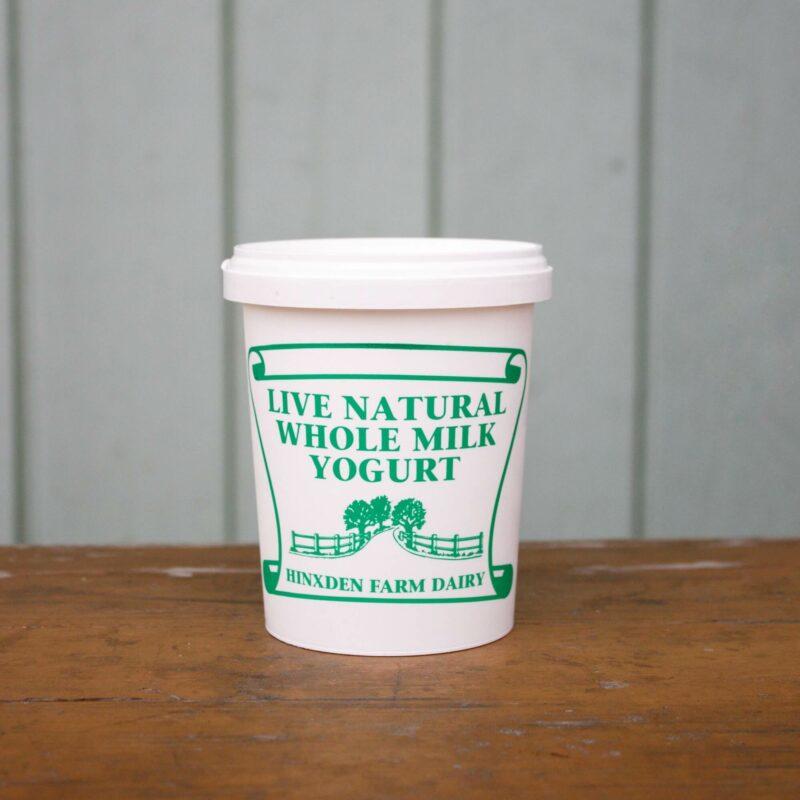 Hinxden Farm Whole Yogurt