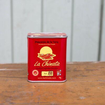 La Chinata Smoked Hot Paprika