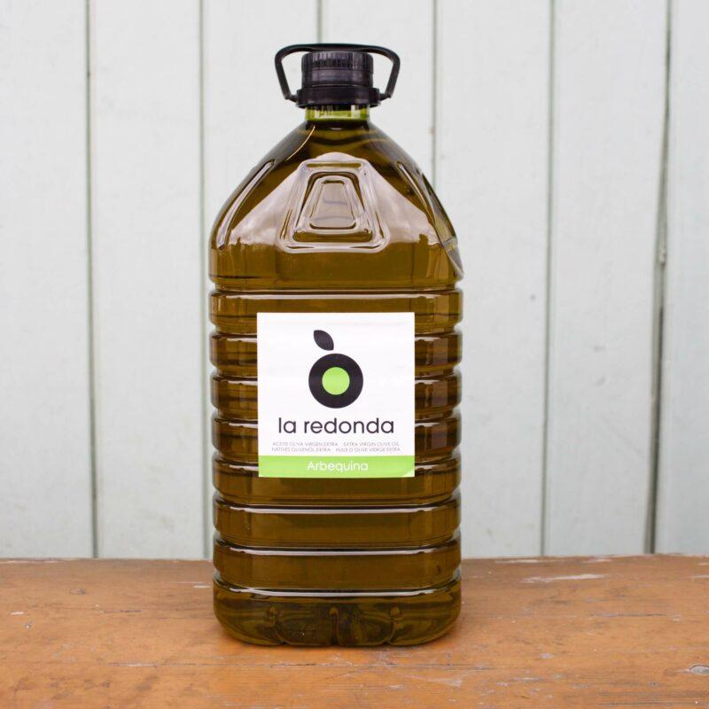 La Redonda Extra Virgin Olive Oil Plastic Bottle