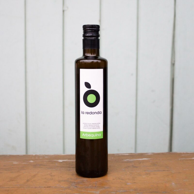 La Redonda Extra Virgin Olive Oil Small Bottle