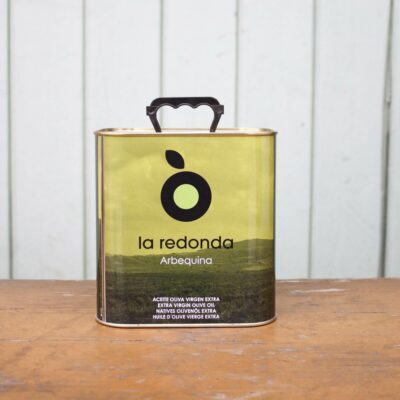 La Redonda Extra Virgin Olive Oil Small Cannister