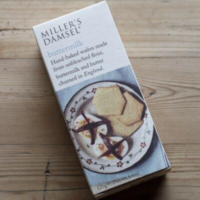 Millers Damsel Buttermilk Crackers