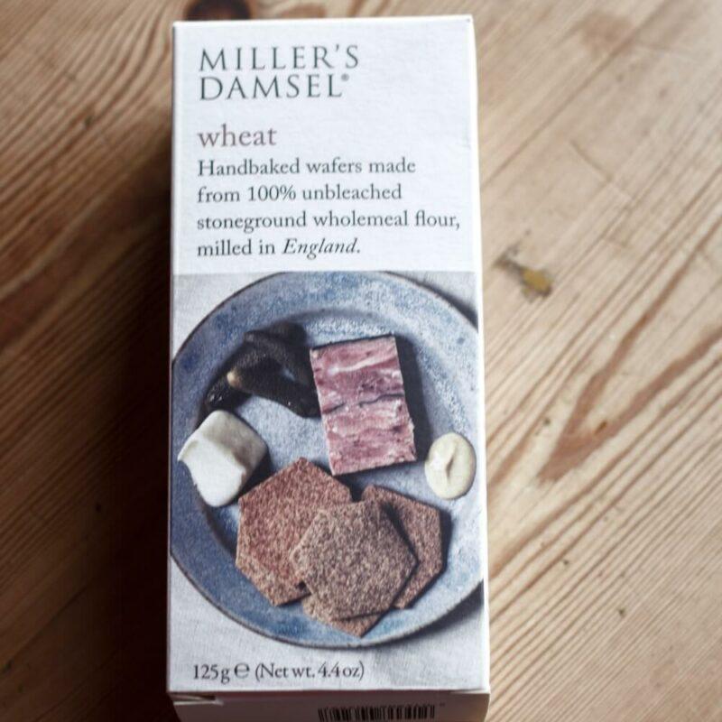 Millers Damsel Wheat