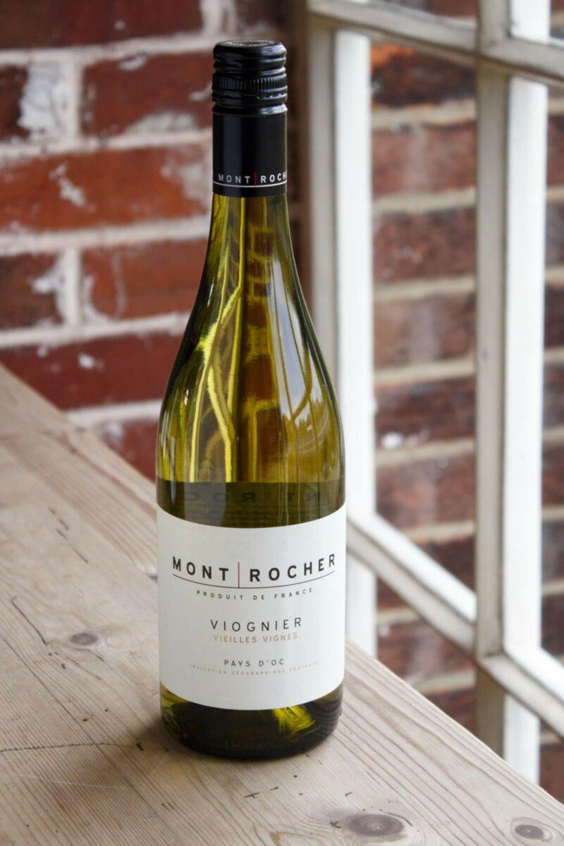 Mont Rocher Vieilles Vignes Viognier