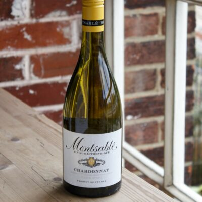 Montsable Chardonnay Pays Doc France