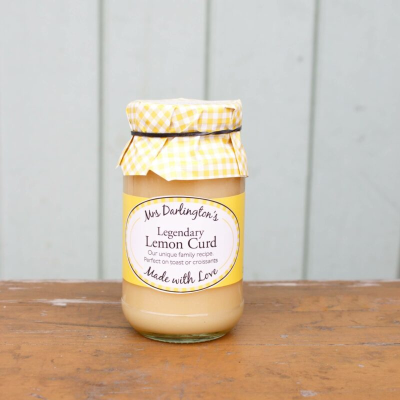 Mrs Dartingtons Lemon Curd