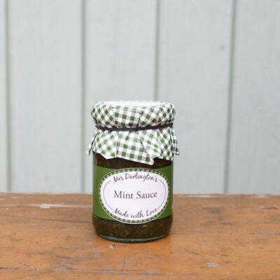 Mrs Dartingtons Mint Sauce