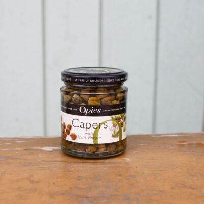Opies Capers In Vinegar