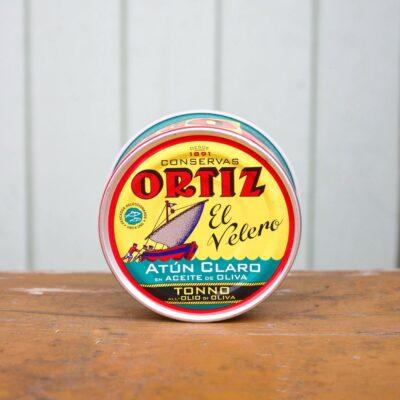 Ortiz Tuna Large Tin