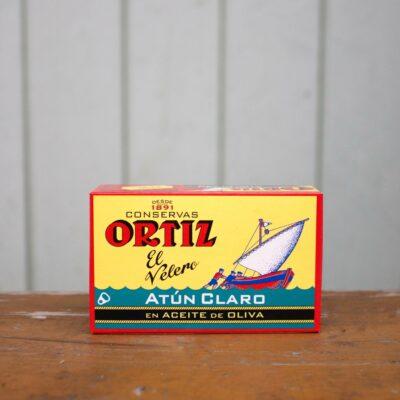 Ortiz Tuna Small Tin
