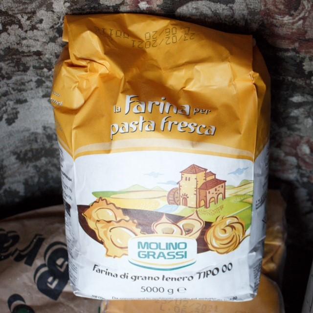 Pasta Flour 00