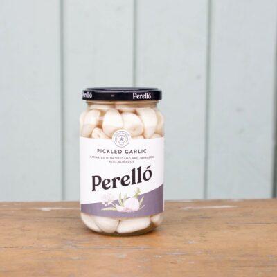 Perello Pickeld Garlic